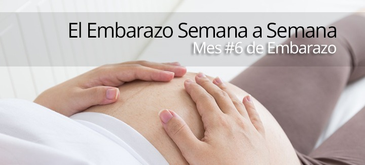 embarazada de 6 meses y me duele solfa syllable barriga